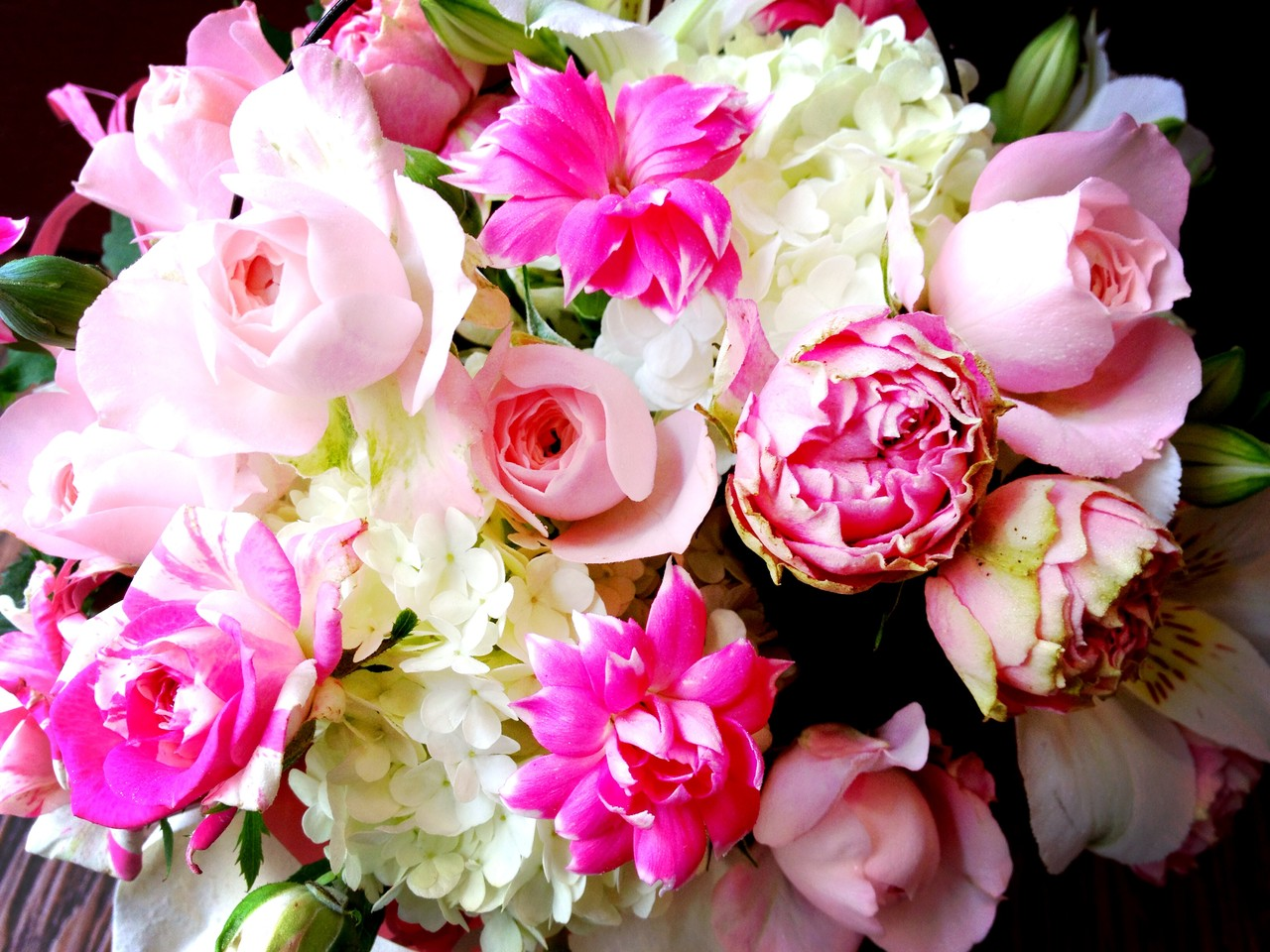 Pretty Pinks Best Buds Florist North Dublin Award Winning Florist