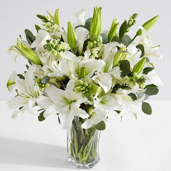 Luxury Lilly Vase 1