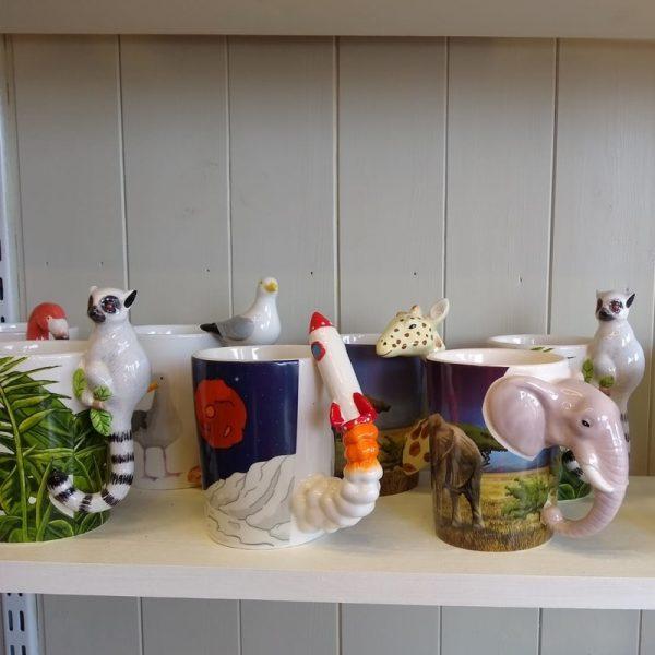 Assorted Mugs 1