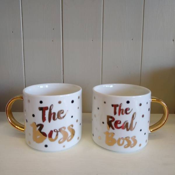 Set of Stacking Mugs 1