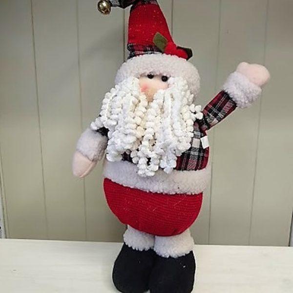 Soft Standing Santa 1