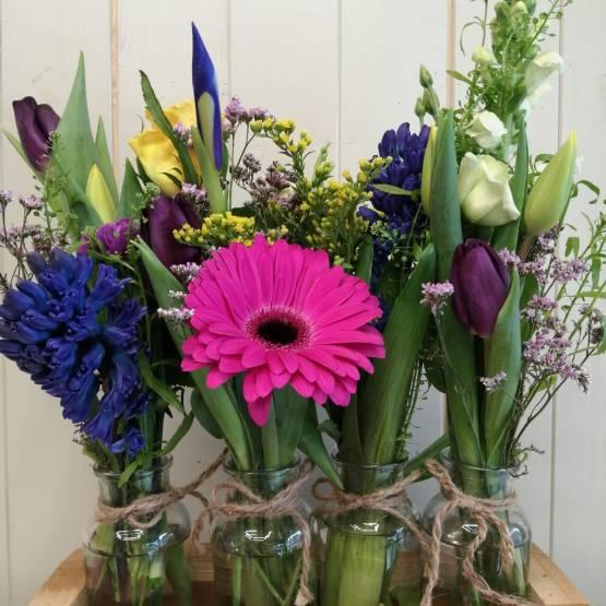 Spring Jars - Best Buds Florist